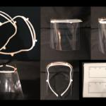 ケンデンタリックス株式会社3Dプリンター活用によるフェイスシールド配布へ